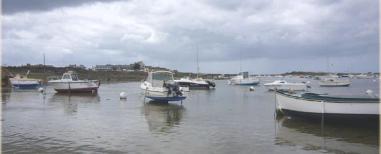 La Bretagne : Locquémeau, Yaudet