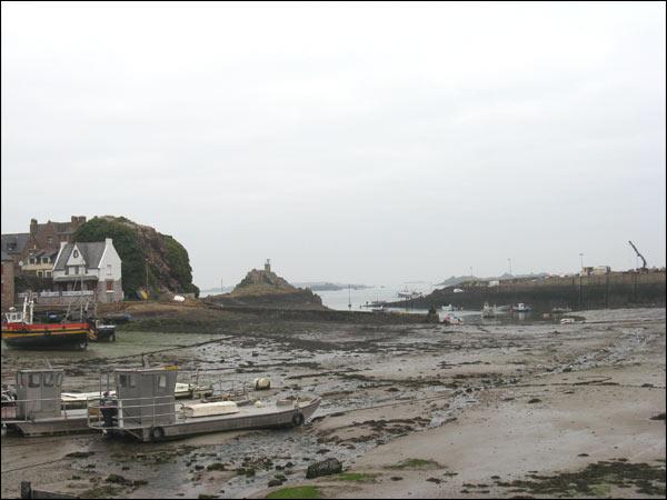 petit port de pêche Breton