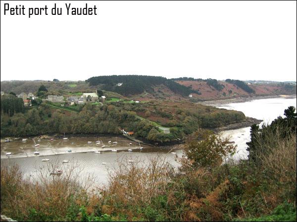 Petit port du Yaudet