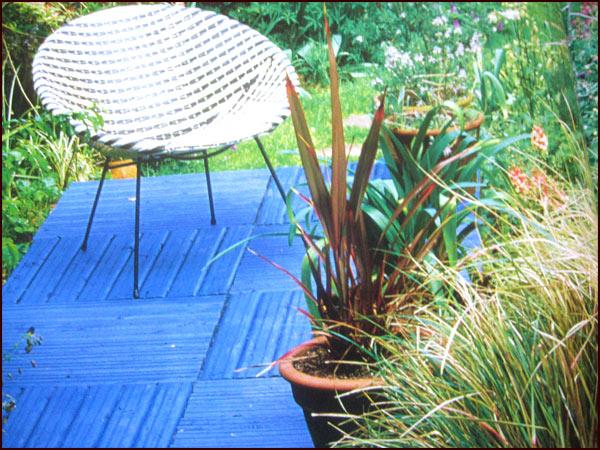 couleur de bois pour terrasse