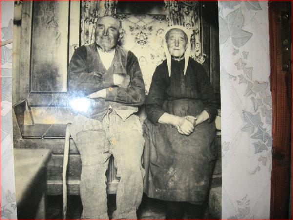 mes arrieres grand- parents