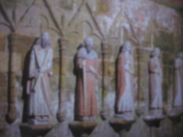 les  12 apôtres