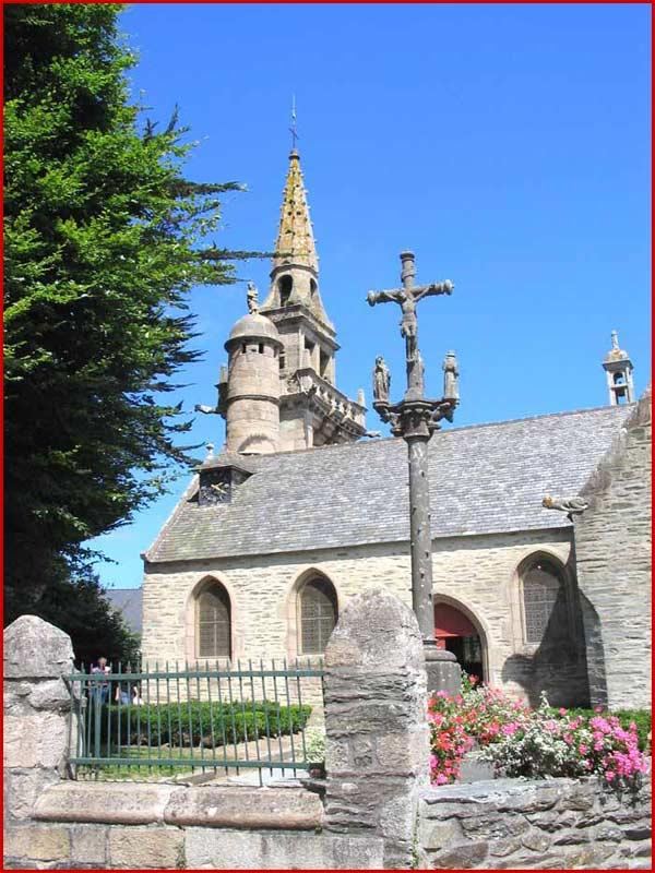 chapelle de Locquirec