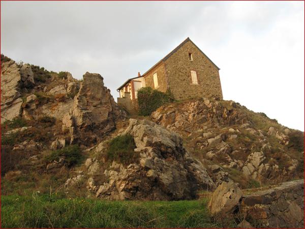 maison proche de la plage Bonaparte