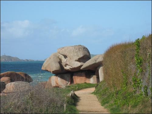 chaos de rochers