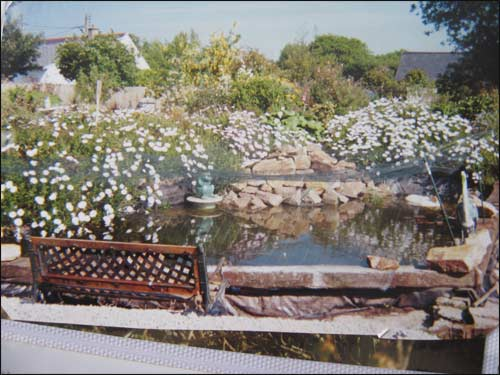 Mon ancien jardin suite for Bassin de jardin grand volume
