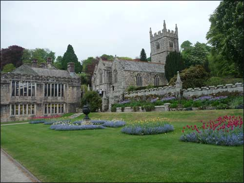 Le Jardin De Mes Amis En Cornouaille Angleterre