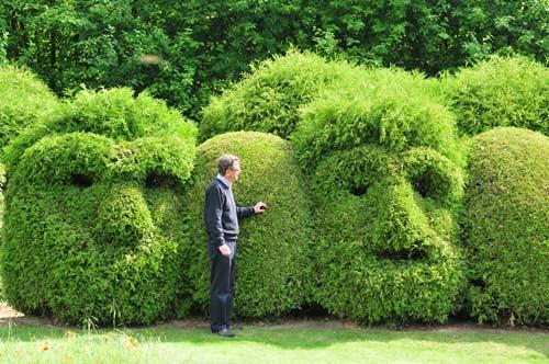 Jardin extraordinaire for Jardin extraordinaire