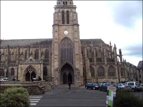 Cathedrale-de-Treguier