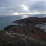 vue Trebeurden -les iles