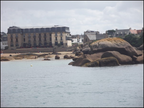 PLAGE St-GUIREC