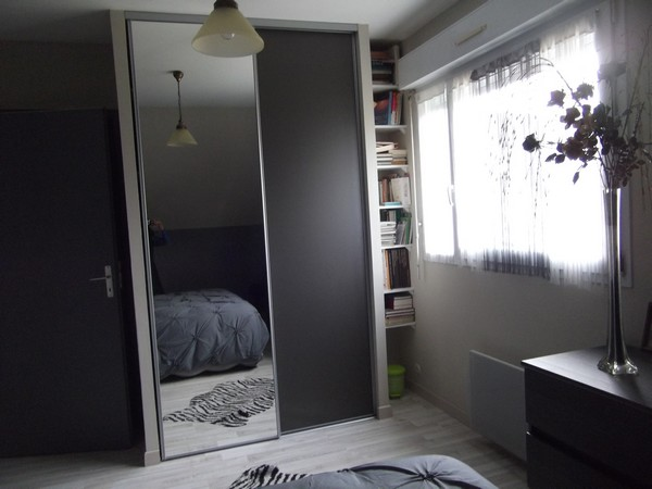 Fascinating Porte Chambre Gris Anthracite Pictures - Best Image ...