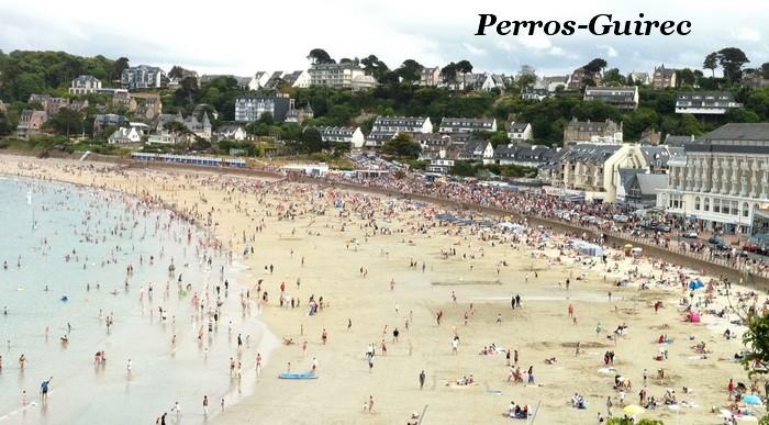 plage de Trestraou