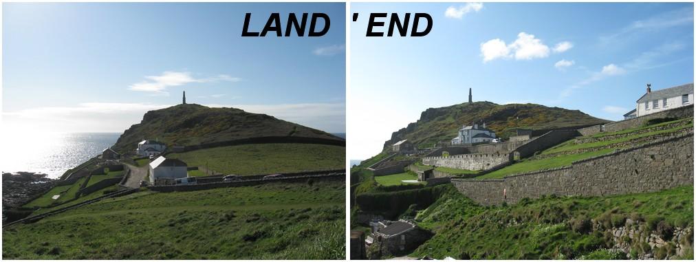 LAND END paysage à vous couper le souffle