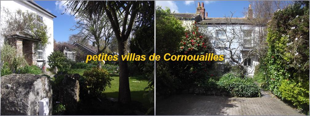Petites villas de Cornouailles