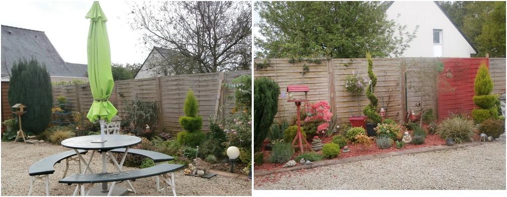 Remodelage du jardin