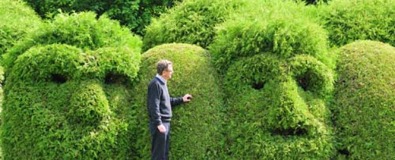 Land 39 s art for Jardin extraordinaire